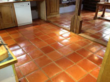 Cleaning stone floors in Bury St Edmunds